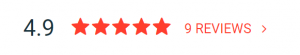 Our reviews on Clutch