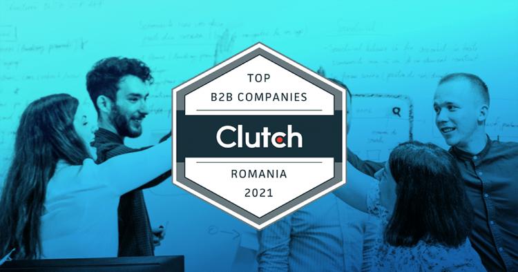 Clutch Leader Awards 2021: Flowmatters Among Top Romanian Developers